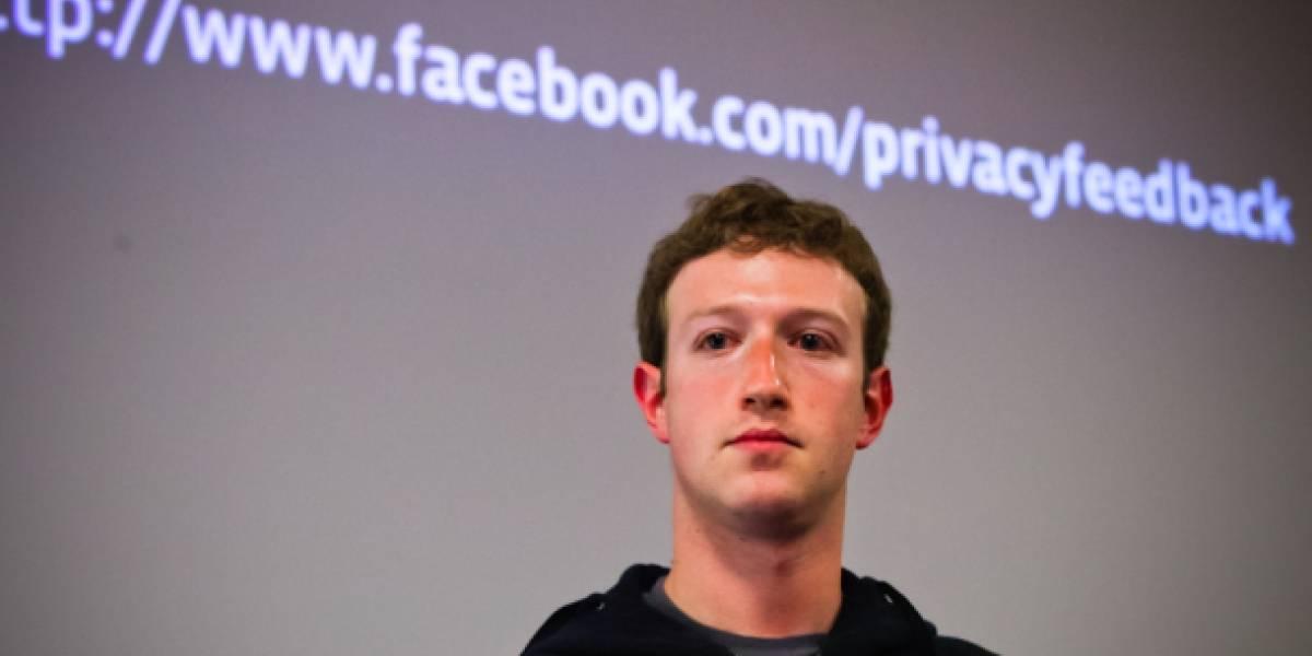 Facebook cambia su política de privacidad y explica cómo usa la información de sus usuarios