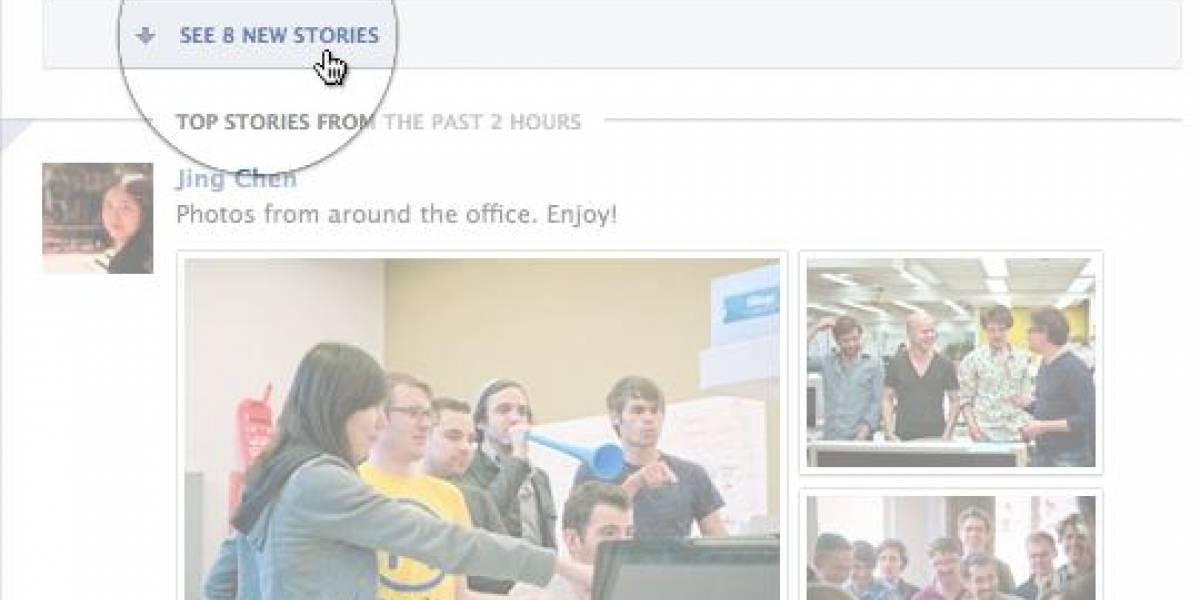 Facebook también reformula sus Noticias para que no te pierdas nada