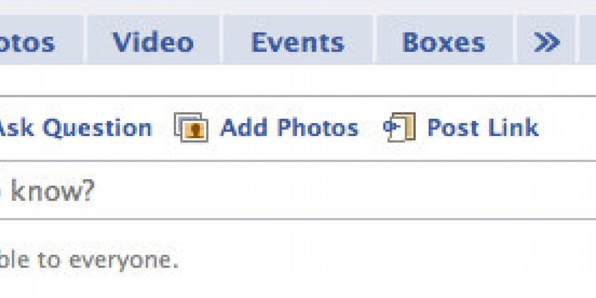 Facebook lanza sección de preguntas estilo Yahoo Answers