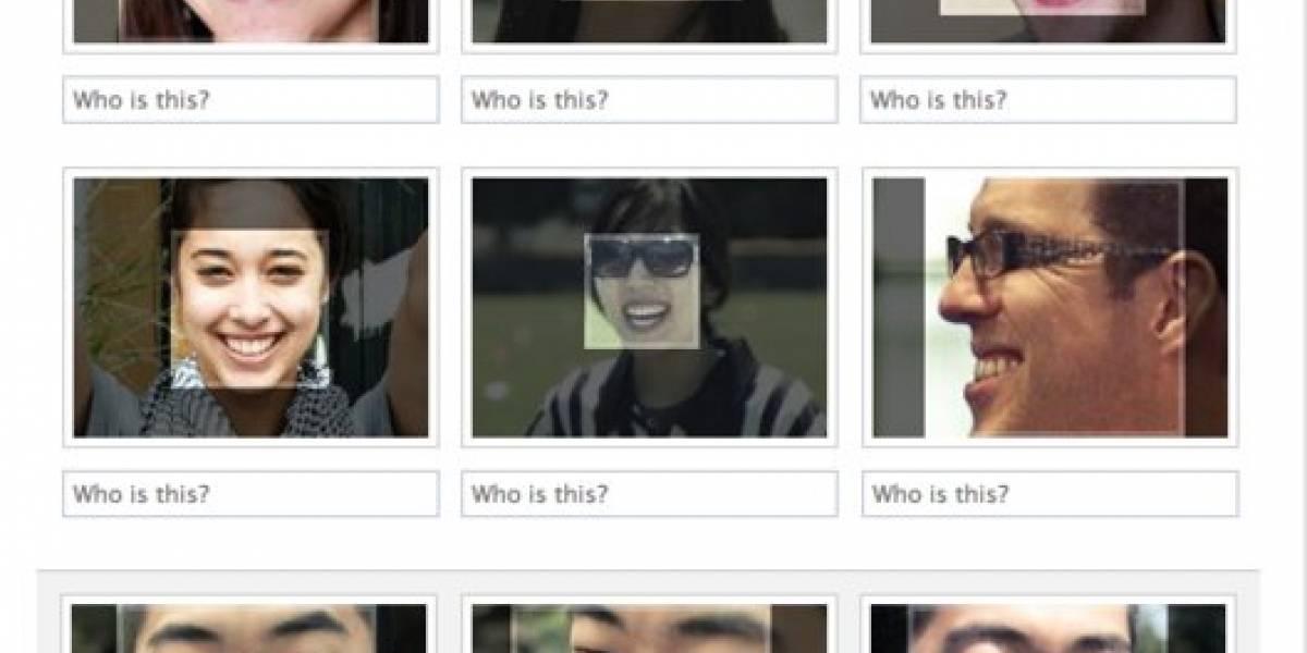 Facebook optimizará reconocimiento facial para facilitar el etiquetado de fotografías