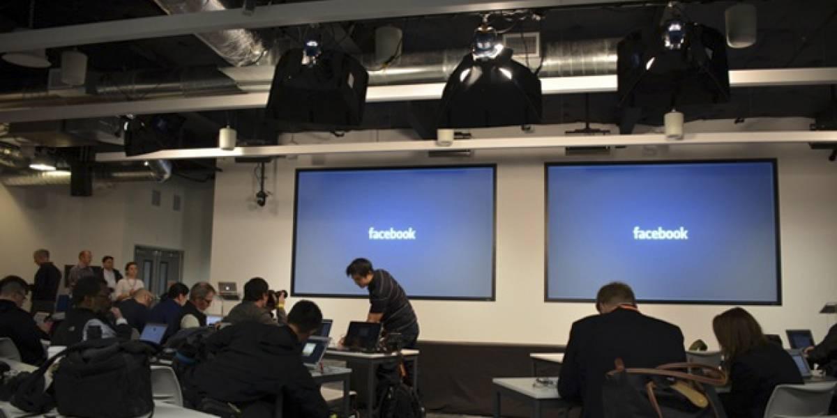 Así fue la cobertura en vivo del anuncio de Facebook: Búsqueda de grafos [FW Live]