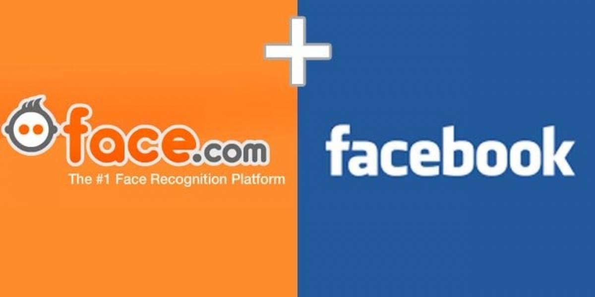 Facebook compraría la startup de reconocimiento facial Face.com por USD$100 millones