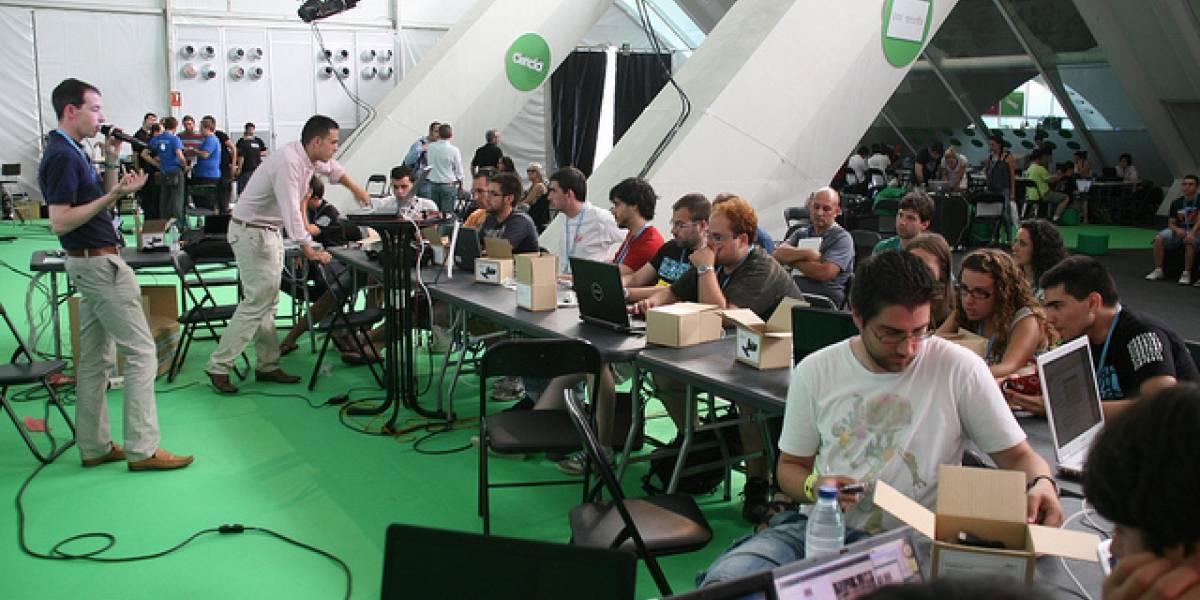 España: Campus Party calienta motores