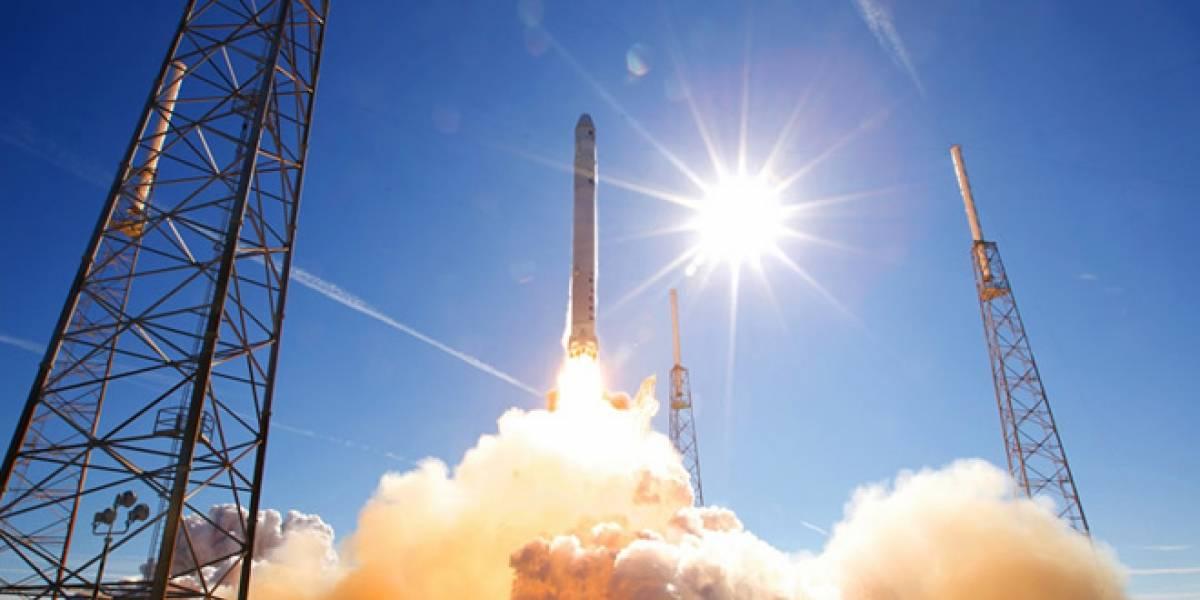 Despegue del cohete privado de SpaceX será transmitido en vivo en algunas horas