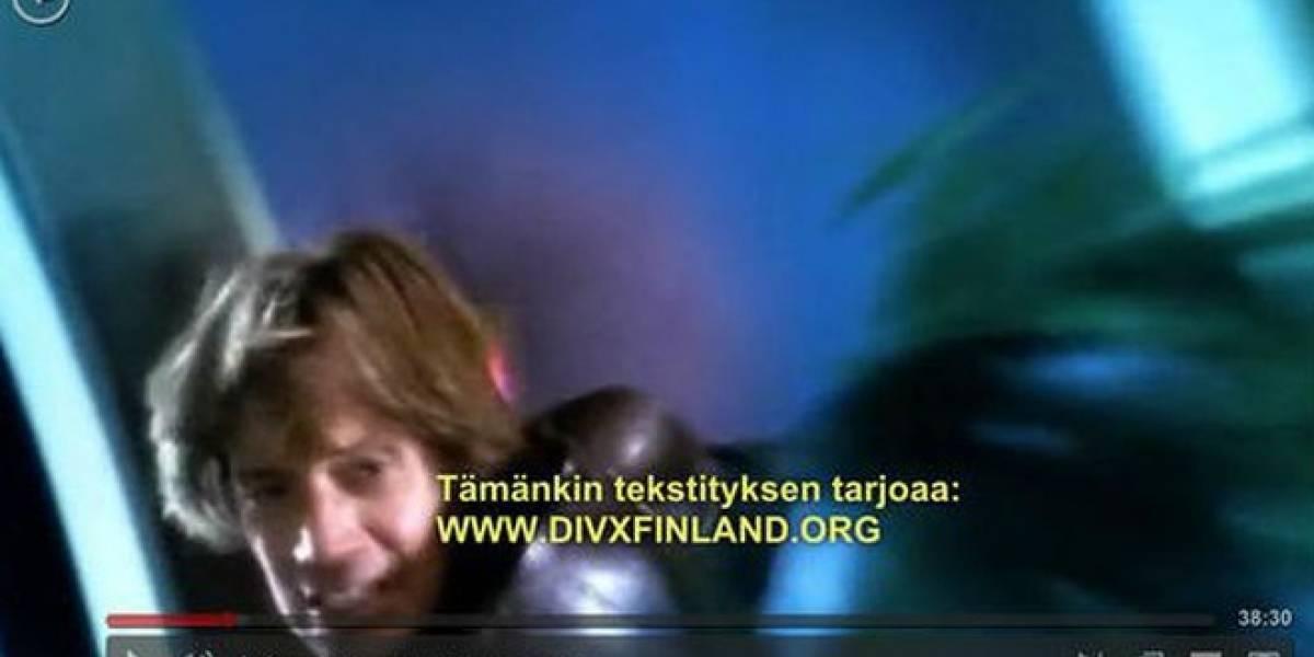 """En Finlandia, Netflix fue descubierta usando subtítulos """"no oficiales"""""""