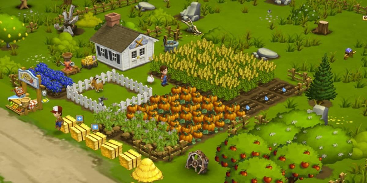 """Zynga lanza red multiplataforma de juegos y presenta """"Farmville 2"""""""