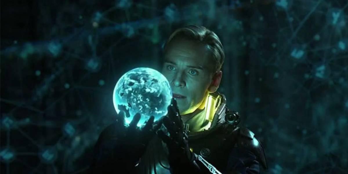 FW Pregunta: ¿Viste o vas a ir a ver Prometheus?