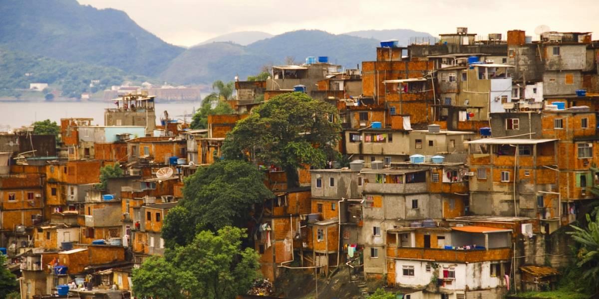 Bing trabaja para incluir favelas de Brasil en sus mapas