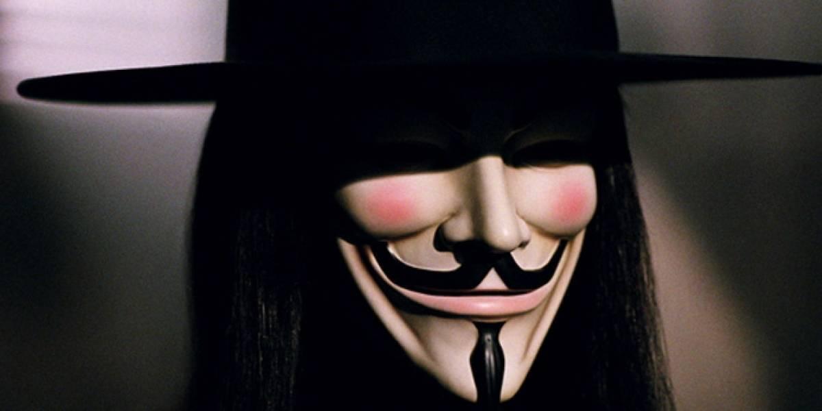 Anonymous ahora ataca vía fax