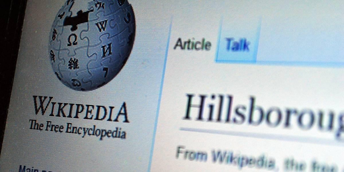 Este video resume todo lo nuevo en Wikipedia durante 2015