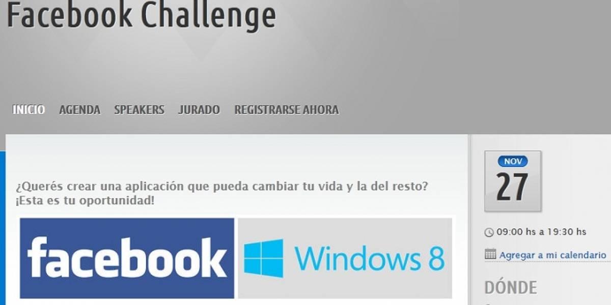 Argentina: Facebook y Microsoft organizan un hackathon de HTML5 y Windows 8