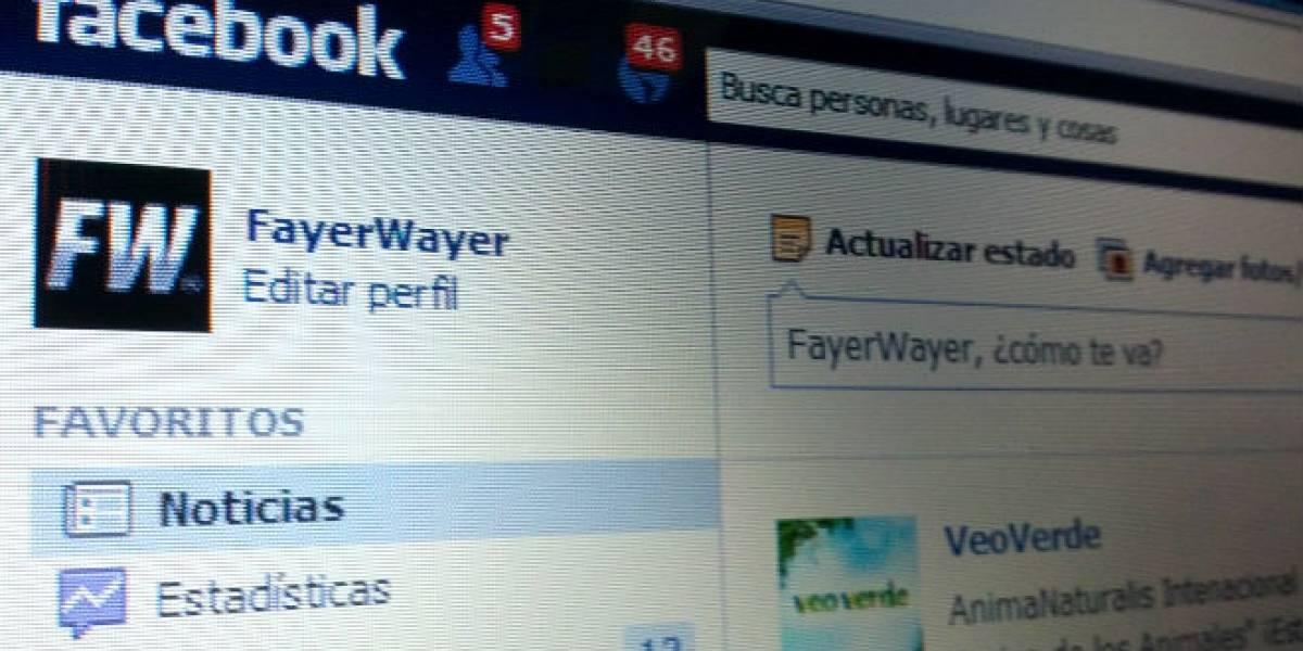 """Del odio al amor en el """"news feed"""" de Facebook"""
