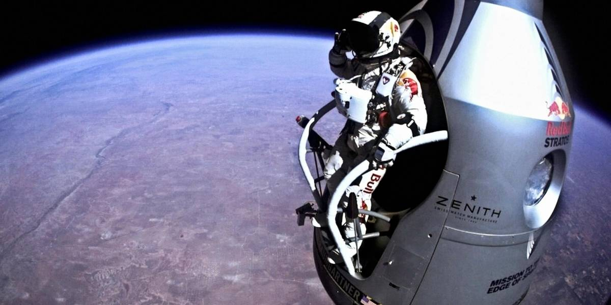 Documental de Felix Baumgartner está disponible gratis en Rdio