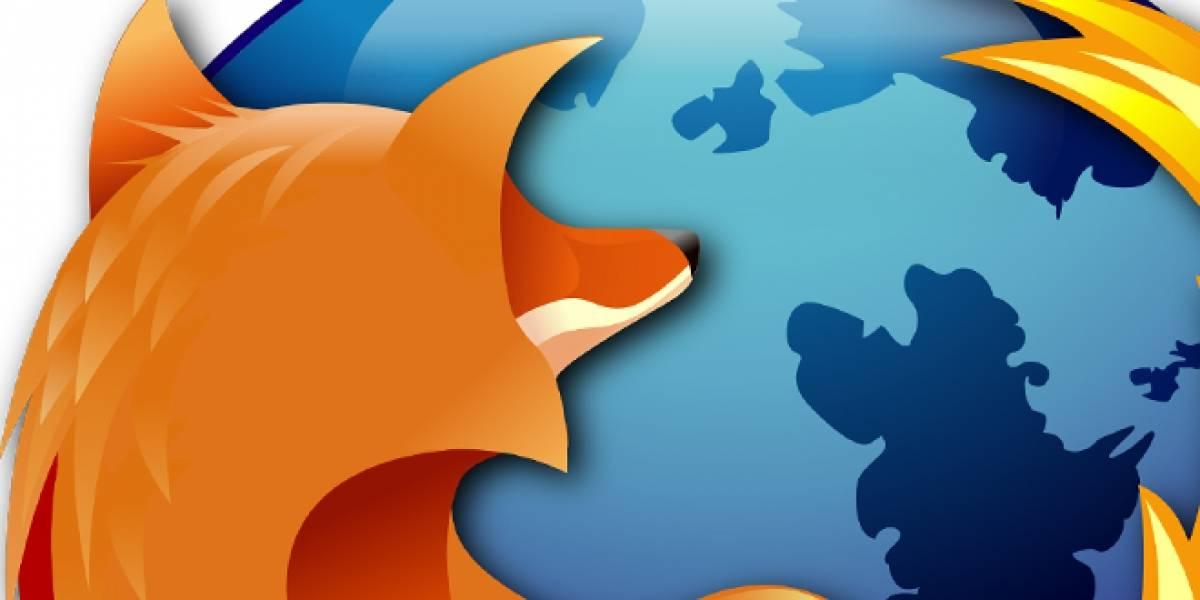 Mozilla lanza versión final de Firefox 12
