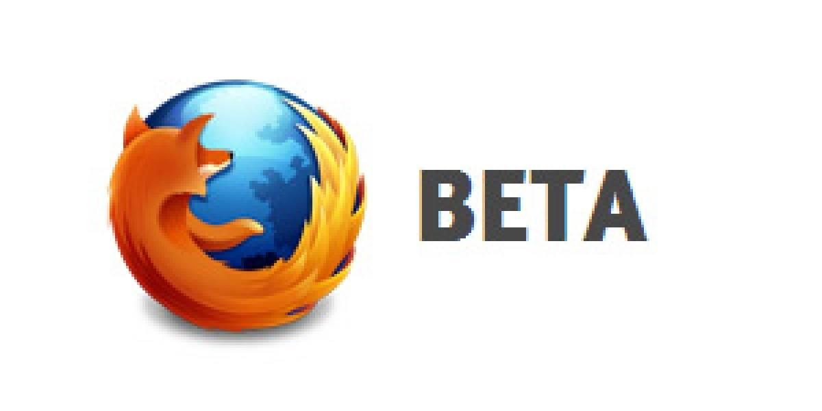 Firefox 7 entra a beta prometiendo reducir dramáticamente el uso de memoria