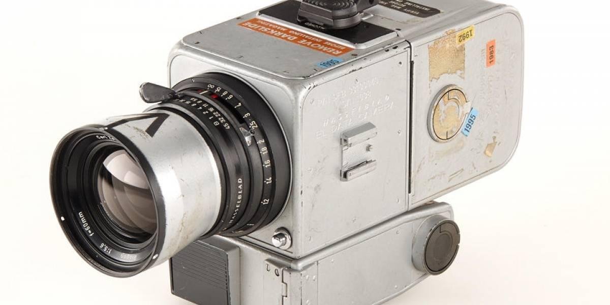 La única cámara que ha vuelto de la Luna se subastó en casi un millón de dólares