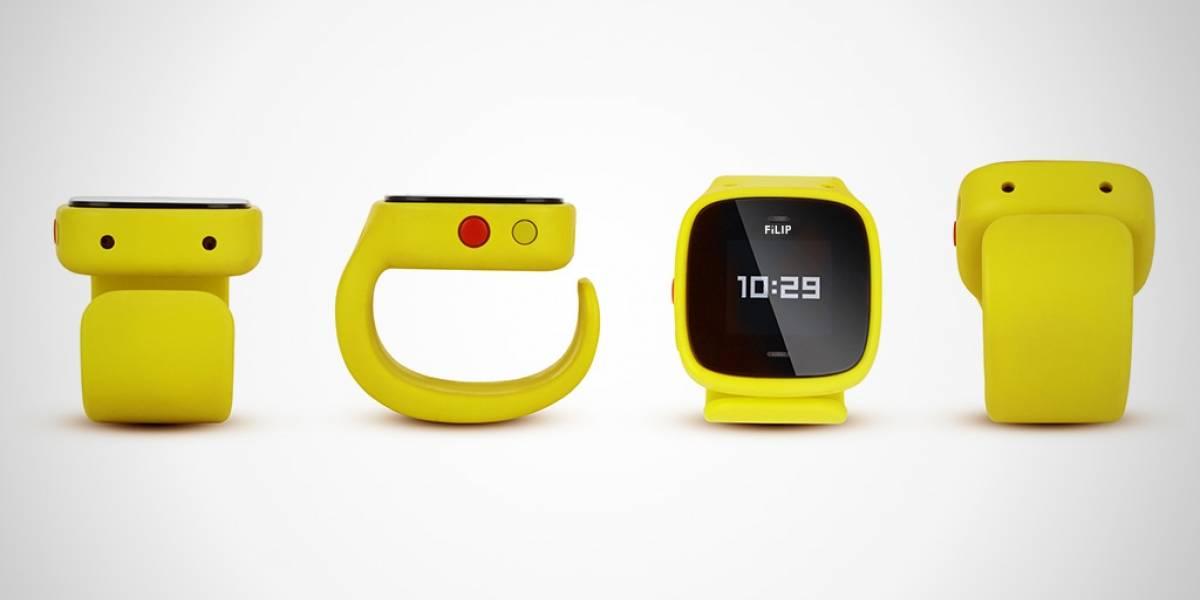 Reloj inteligente FiLIP para niños saldrá a la venta en EE.UU.