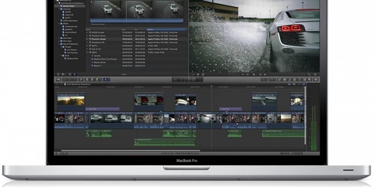 Casi una semana después, Final Cut Pro X enfrenta el rechazo de los editores de video