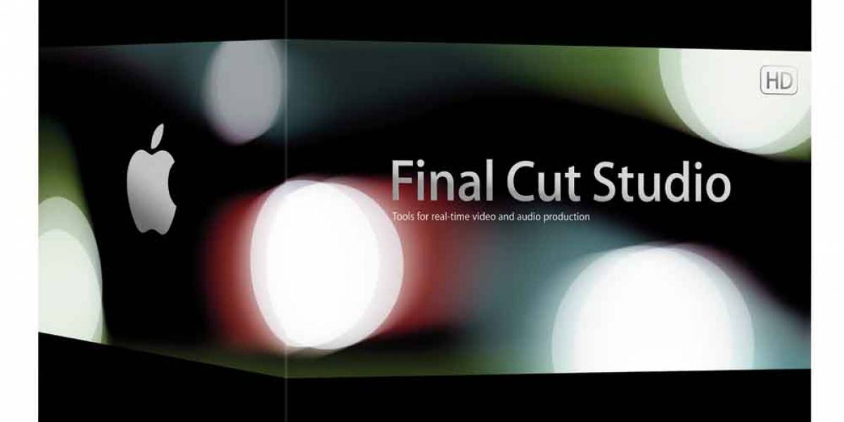 Apple volverá a vender Final Cut Pro Studio