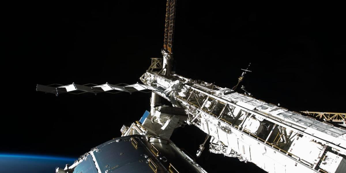 Estación Espacial se infectó con malware por USB de astronautas rusos