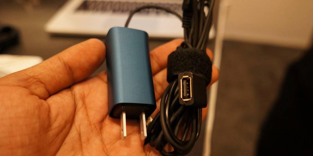 FINsix quiere revolucionar el adaptador de corriente para portátiles #CES2014