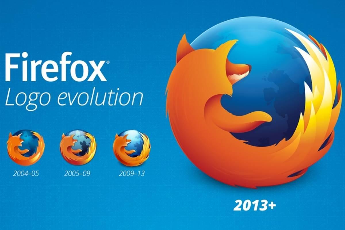 Firefox estrena nuevo logo en su versión 23