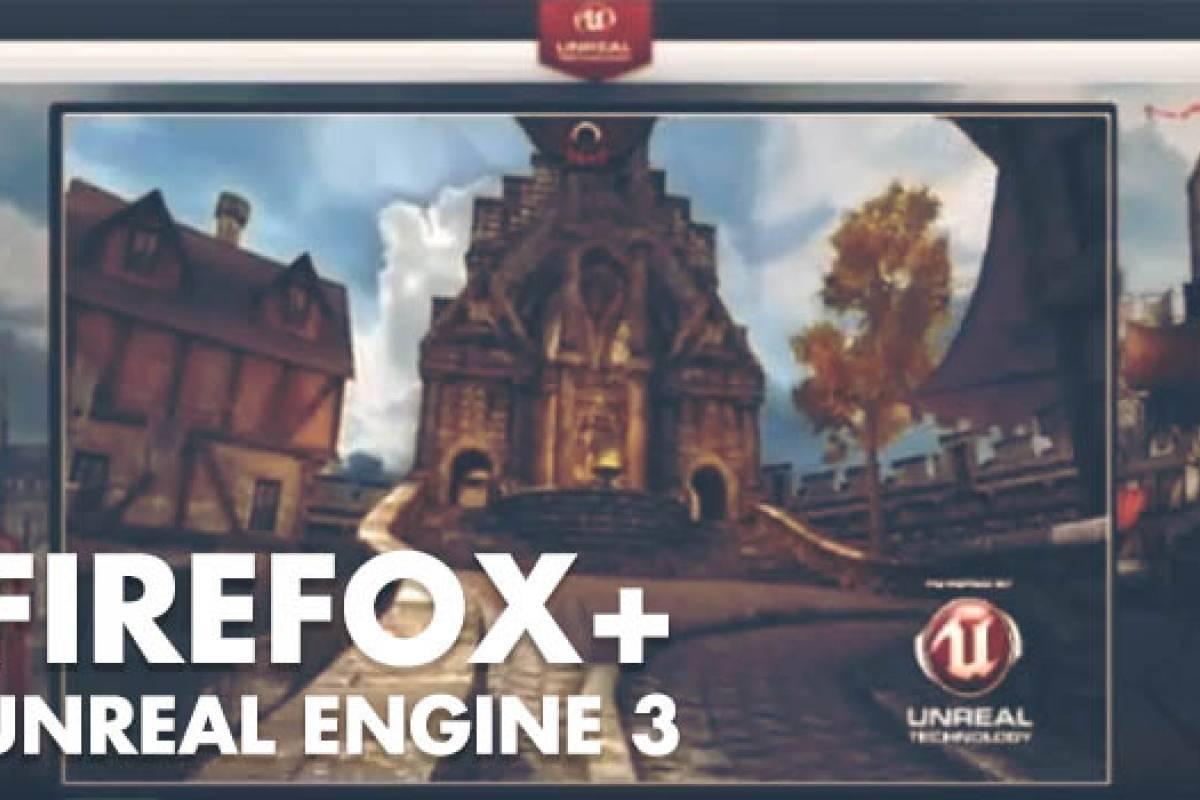 Mozilla sueña con Firefox como plataforma de juegos