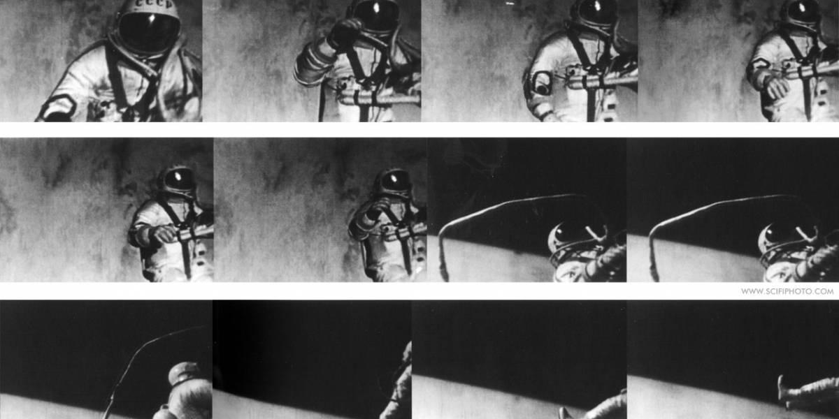 Se cumplen 50 años de la primer caminata espacial