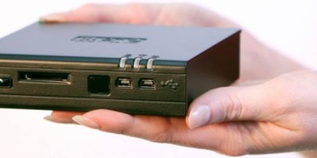 Fit-PC2: La nettop más pequeña del mundo