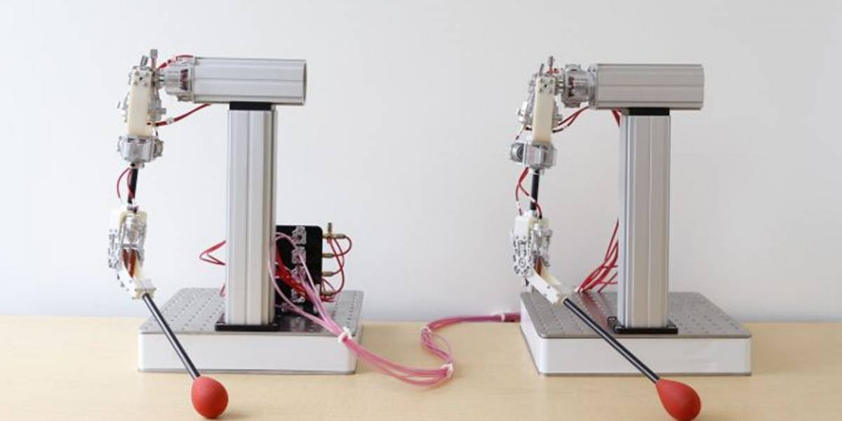 Disney trabaja en crear robots que se mueven de forma natural