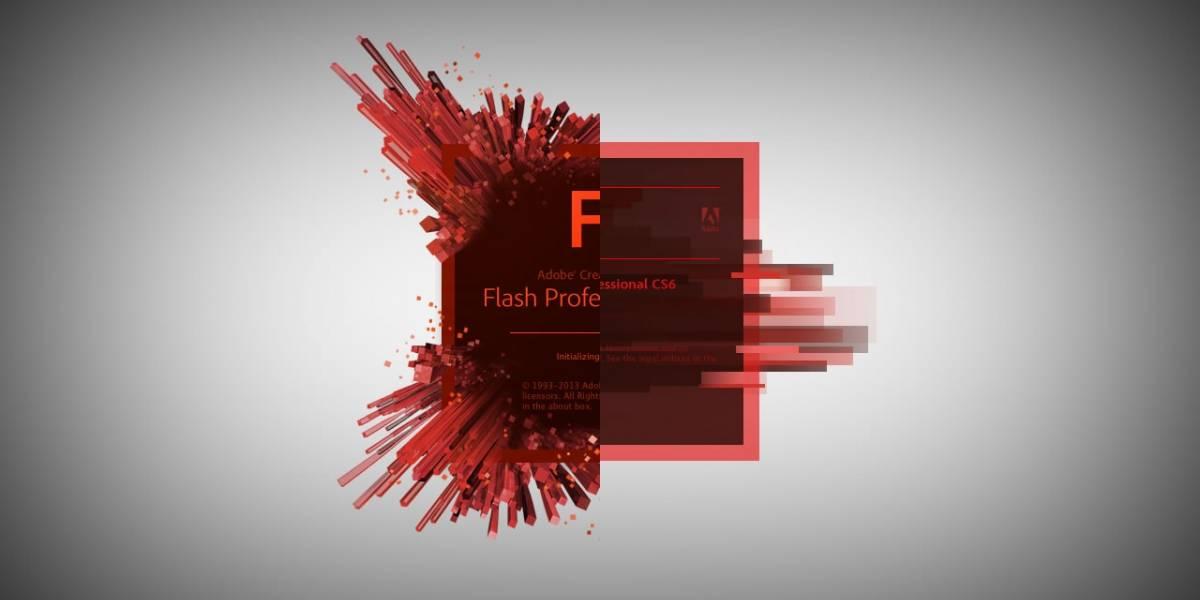 Flash Professional ahora se llamará Adobe Animate CC