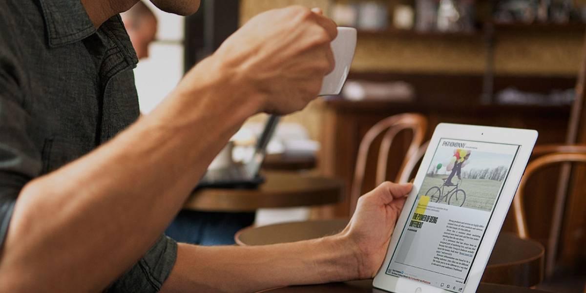 Flipboard se postula como el futuro de la revista digital