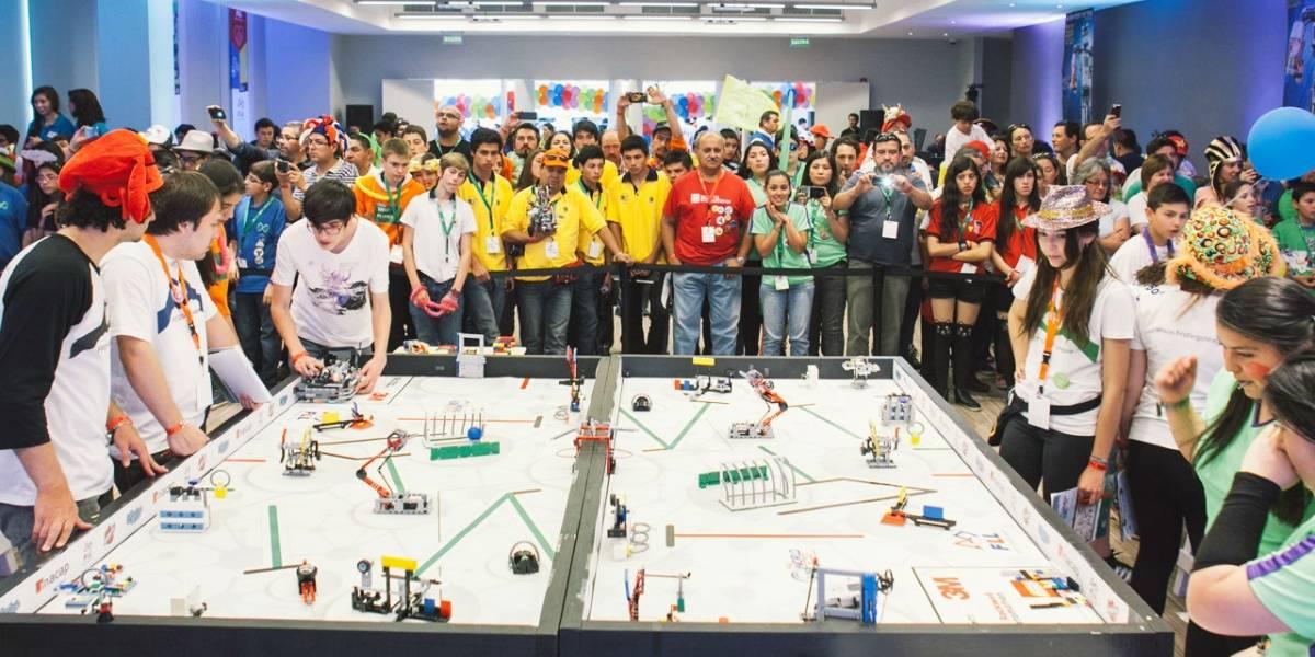 Este sábado se realizará la gran final del First LEGO League