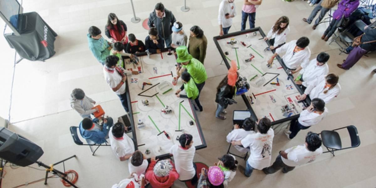 Mañana sábado es la final nacional de la First LEGO League Chile