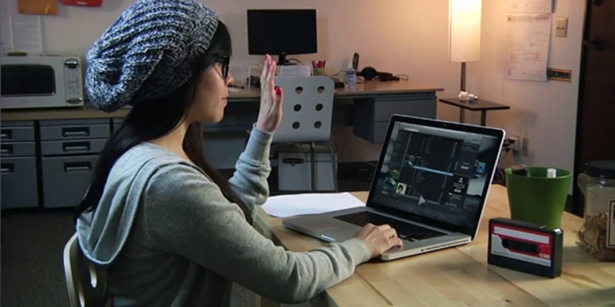 Controla tu Mac con gestos corporales usando la webcam