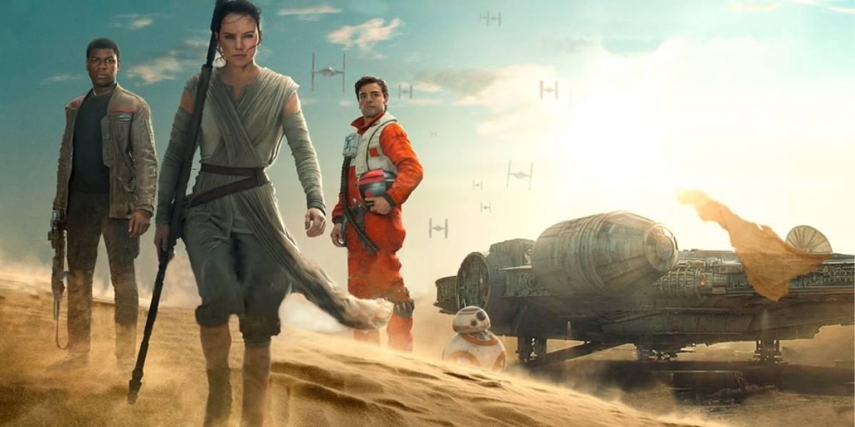 Se filtró en línea copia del Blu-ray de Star Wars: El Despertar de la Fuerza