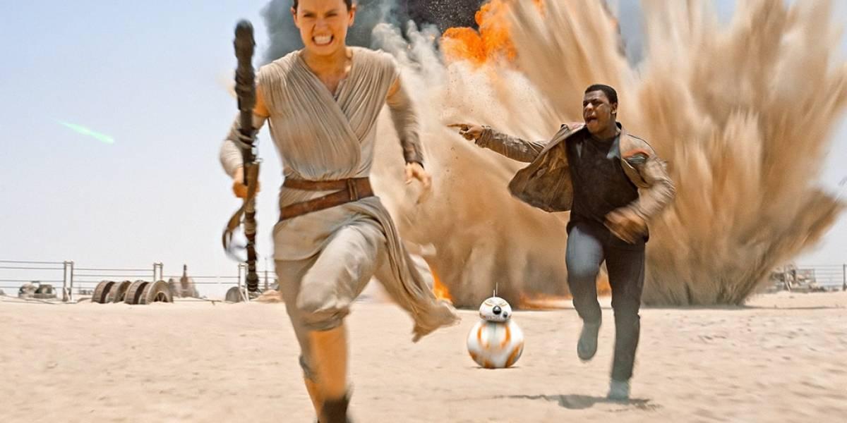 Star Wars: El Despertar de la Fuerza sorprende con un clip en Instagram