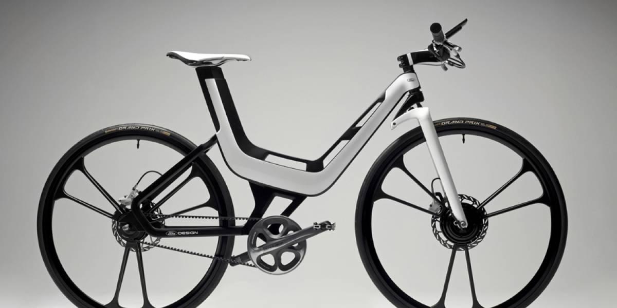 Ford presenta una bicicleta con Android y tecnología de Fórmula 1