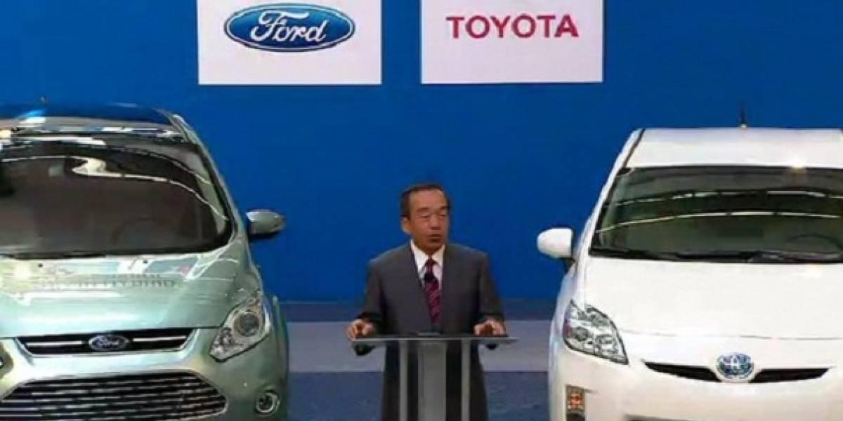 Ford y Toyota se unen para desarrollar nuevo sistema de híbridos todoterreno