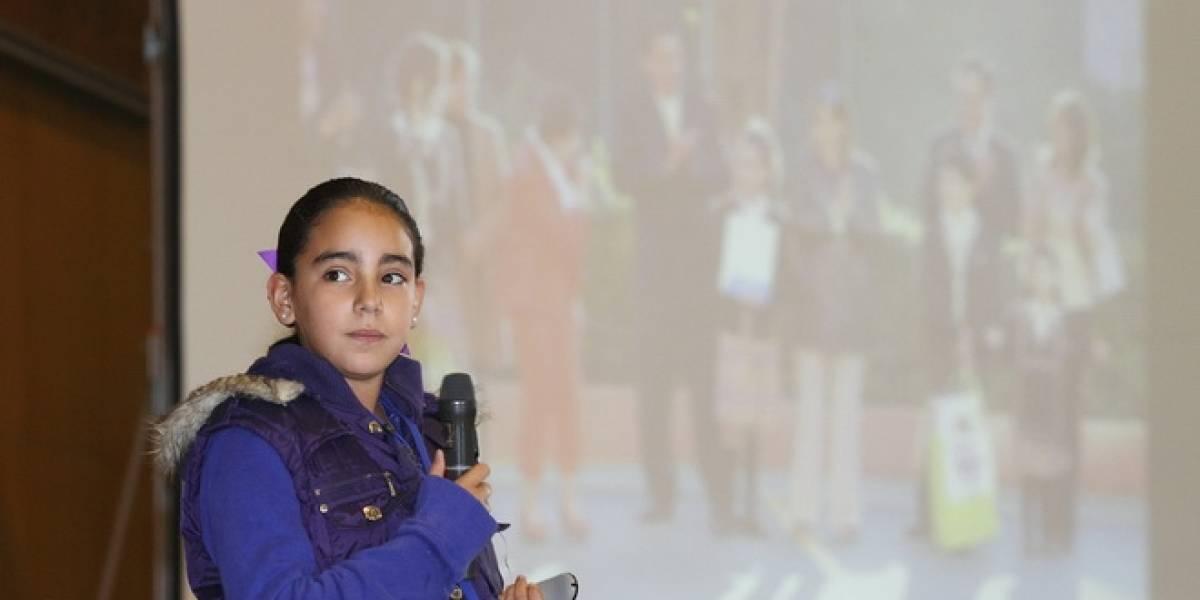 México: Jovencita mexiquense logra llegar al cierre del Eco Picture Diary Global Contest