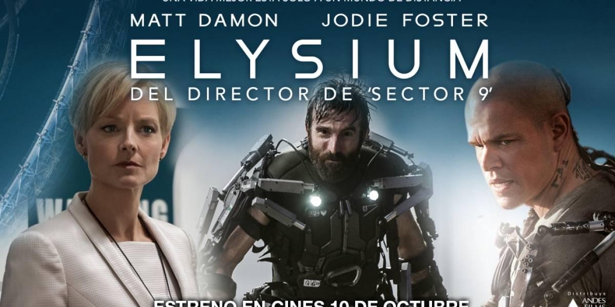 Elysium: Acción y política