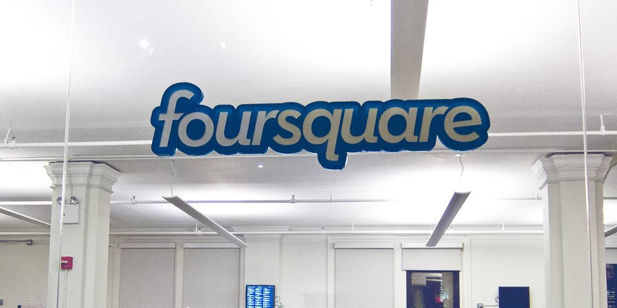 "Foursquare guarda los datos de tus ""check-in"""