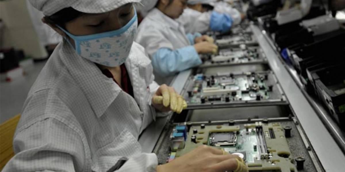 Trabajadores de Foxconn desean poder hacer más horas extra