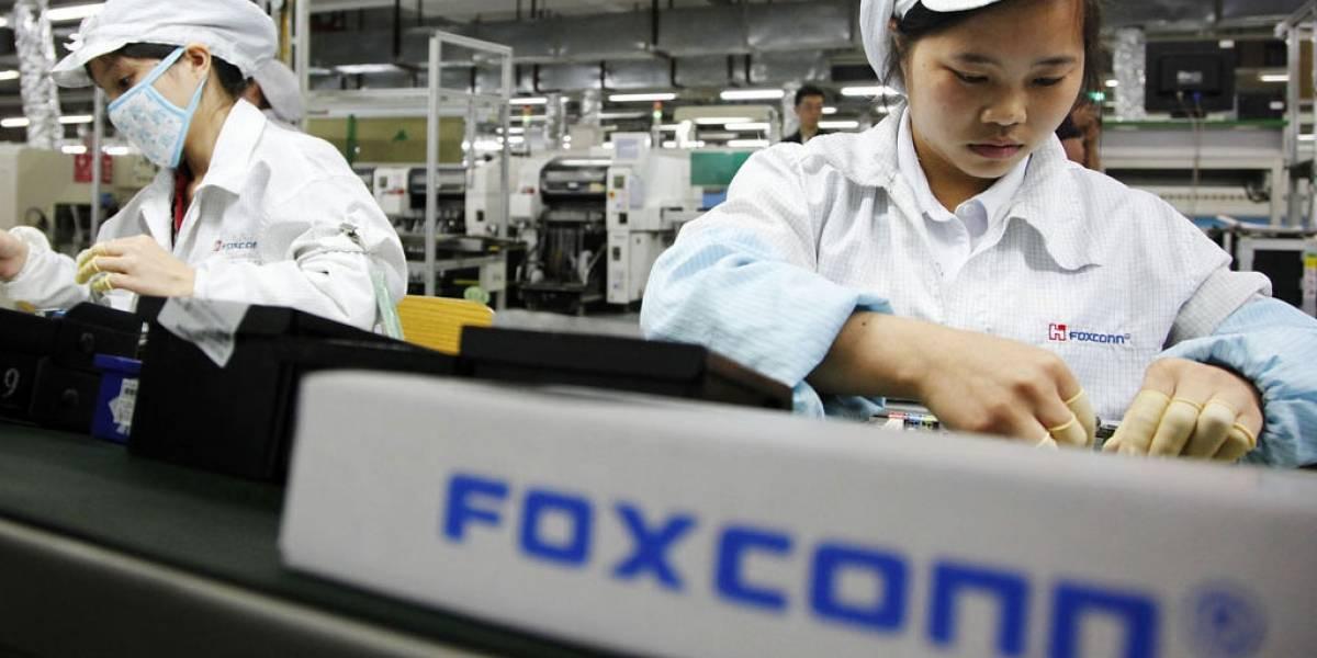 Foxconn ofrece $5.300 millones de dólares por Sharp