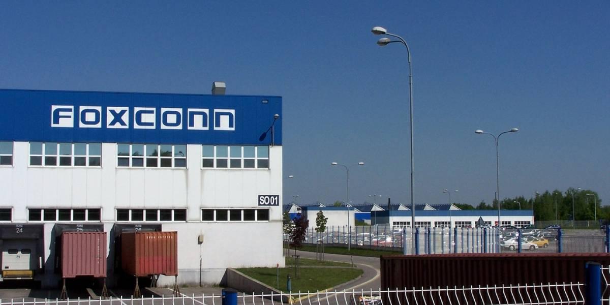 Foxconn trabaja con Google en proyectos de robótica