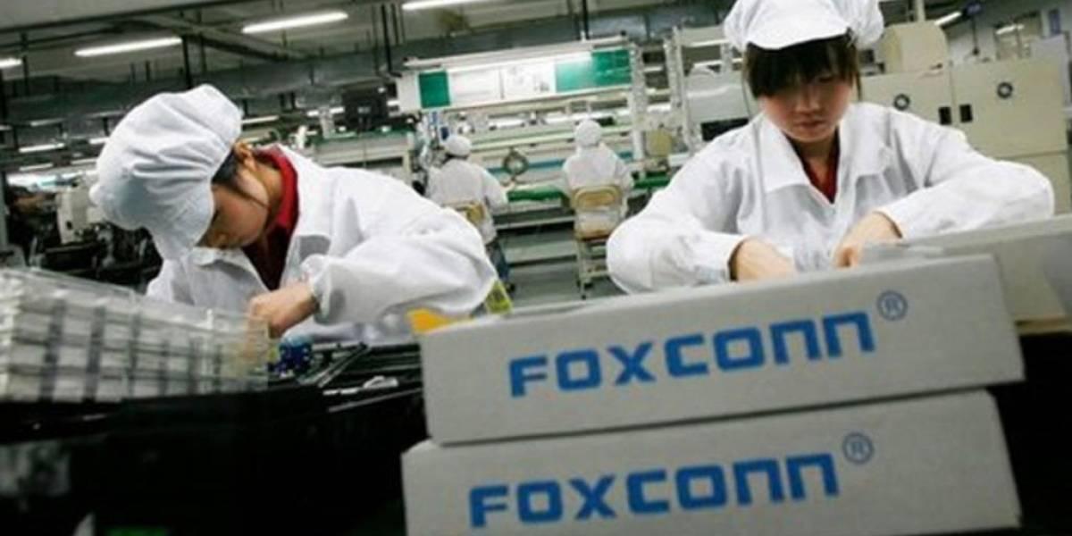 Foxconn hace inversión millonaria para desarrollar flotillas de robots