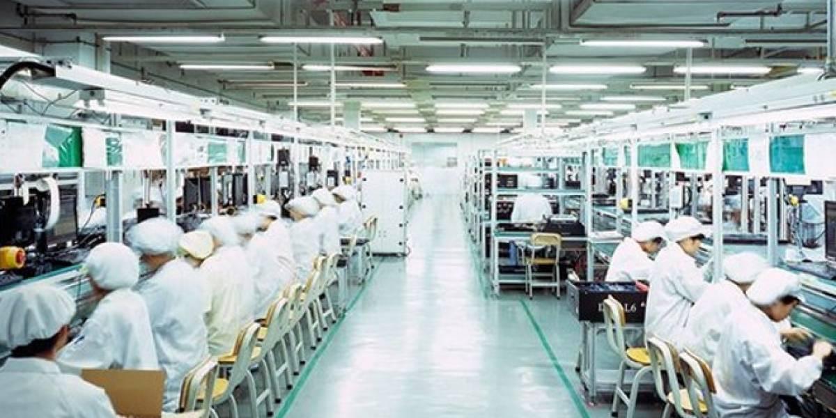 Apple llega a acuerdo con Foxconn para asumir parte del costo de la mejora en los salarios