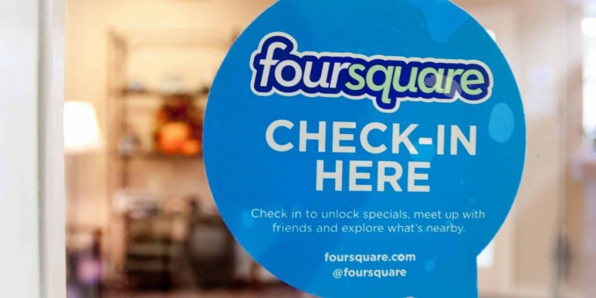 Microsoft estaría interesada en invertir dinero en Foursquare
