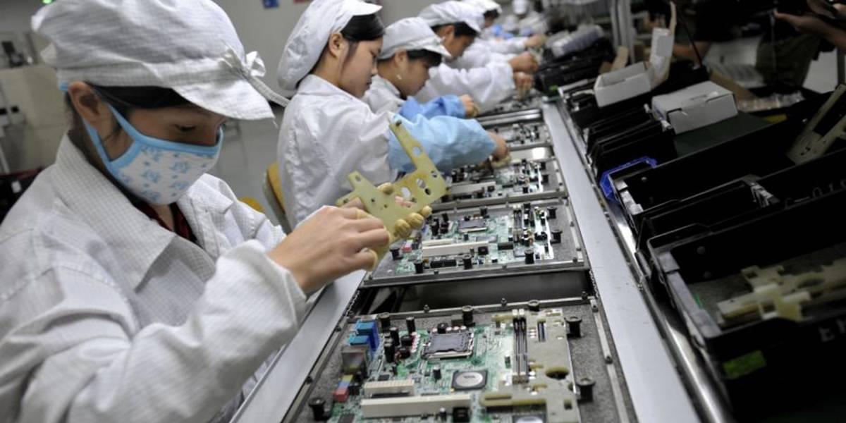 Estudiantes chinos son obligados a trabajar en fábricas tecnológicas