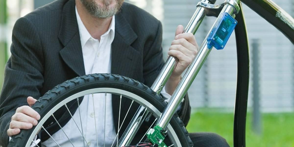 Científicos alemanes desarrollan sistema de frenos inalámbricos para bicicletas